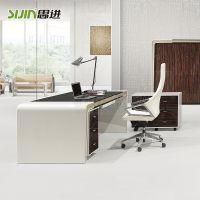 办公桌厂家批发订做整套办公家具更优惠 苏州产地货源 实木办公桌