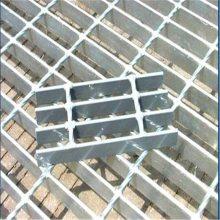 旺来设备平台踏步板不锈钢网格板 防滑踏步板