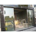 虎门松下自动门总代理,安装电动平移玻璃门价格优13580885159
