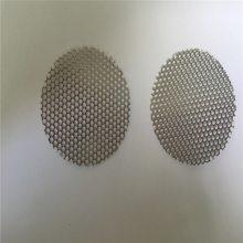 数控冲孔网 304冲孔网 镀锌冲孔板方型