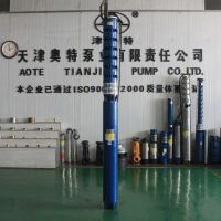 青岛温泉洗浴专供热水潜水泵,耐高温大流量抽水泵,天津奥特泵业质保一年