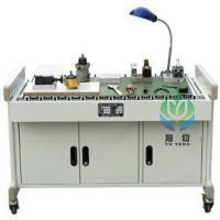 育仰YUY-CZ 液压元件拆装实训台 液压与气动PLC控制实训装置 金属