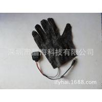 供应硅胶按键控制手套发热片 手套加热片厂家直销