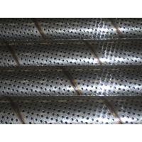 激光割缝 缠绕丝 钻孔石油筛管