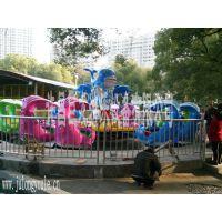 儿童游乐场新型游乐设施激战鲨鱼岛游乐设备许昌巨龙游乐