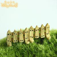 藓而易见 微景观 塑料 迷你 小栅栏 篱笆围栏栅 生态瓶摆件 苔藓