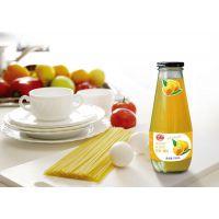 780ml苹果汁厂家|恬润玻璃瓶苹果汁饮料