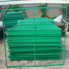 万泰护栏网铁丝网 场地防护网 农业开发区隔离网