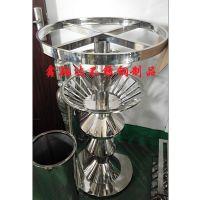 现代中式圆形不锈钢吧台定制加工生产厂家(工厂价)