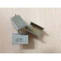 ERNI恩尼2.54毫米DIN 41612弯角式母连接器374390 374380 374385