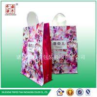 鼎泰包装服装袋手提袋女装手提袋现货供应可以定制塑料手提袋