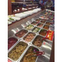 安徽有卖佳伯自助火锅保鲜柜展示柜的厂家吗?