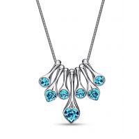 新光饰品 天涯海角水晶项链