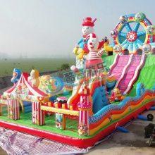 郑州市公园蹦蹦床生意赚钱吗?