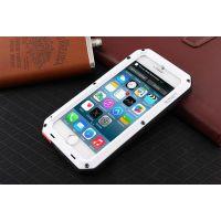 外贸爆款苹果6/6S三防保护壳iPhone6S金属手机壳 超薄手机保护套