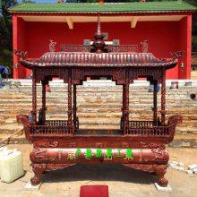 寺庙铁香炉、广东广州寺庙铁香炉哪里做