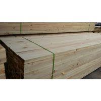 木材加工厂加工 任意规格松木木方及板材