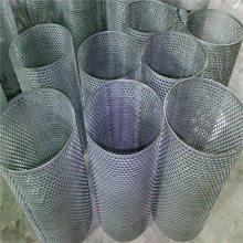 不锈钢冲孔网厂 冲孔板订做圆孔 天花装饰板