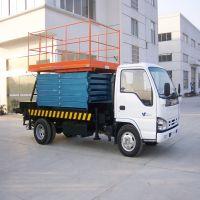 厂家供应东营车载移动式剪叉升降机