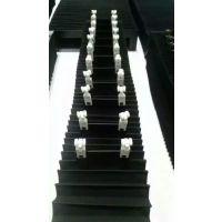 吉航机械(在线咨询)|湖北柔性风琴防护罩|柔性风琴防护罩规格