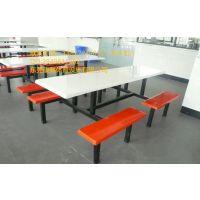 康腾学生简约式购买 饭堂多人位餐桌椅广州哪有卖玻璃钢餐桌报价