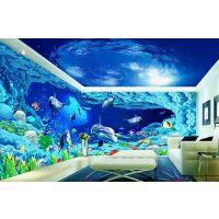 3D瓷砖 背景墙 来一场海底旅游——海洋系列