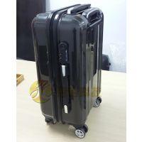 长期大批量供应碳纤维拉杆箱 碳纤维行李箱