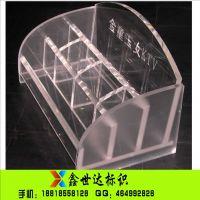 亚克力工艺 制作高档亚克盒子 亚克力透明盒 有机玻璃制品厂家
