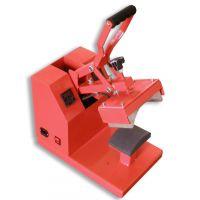 供应 CP2815 9.5*15CM 手动直压 创意鸭舌帽烤帽机 帽子热转印机