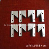 厂家生产定做 机床附件 机床导轨刮屑板 直角形刮屑板 耐磨耐油