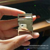 厂家定做锌合金插扣 箱包插扣 箱包扣具包带插扣