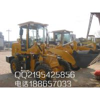 陕西小型挖掘装载机械两头忙一般价格18865703363