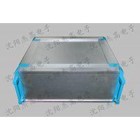 供应铝机箱 氧化 亮化杰高电子