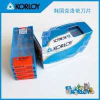 KORLOY切断刀 加工中心刀具 不锈钢车刀片刀粒 MGMN250-M PC9030