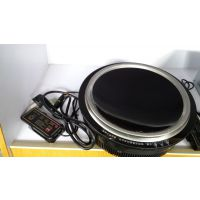 堡斯龙电磁炉BaosiLong堡斯龙BSL-328凹形炒炉直径328mm,黑色。