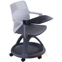 高端培训椅,写字板培训椅,进口培训椅