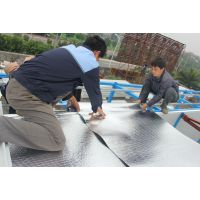 广东Landy优质商品 可招商代理加盟热销屋顶家装建筑夹筋镀铝聚乙烯屋顶衬垫隔热材 可具体加工定制