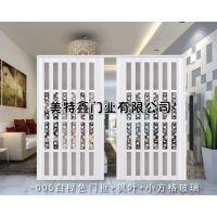 重庆pvc折叠门 重庆塑料玻璃折叠门