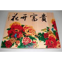 马大哈uv彩印木板印刷加工木板平面彩印