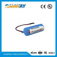 睿奕ramway 3.6V 3500mAh ER18505M锂电池