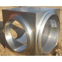 渤洋合金钢质高压等径三通生产厂家