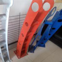 专业设计安装各种桥梁钢板立柱 不锈钢复合管桥梁护栏 立柱配件