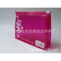 厂家定制韩版印花pvc袋 彩色pvc包装袋 pvc手提礼品袋 一手货源