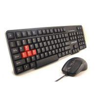 尚誉SAM-B1800鼠标键盘套装USB+ps2 绘图游戏专用套装批发