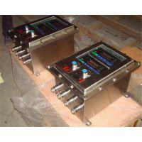 BDB防爆电表箱,不锈钢防爆电表箱