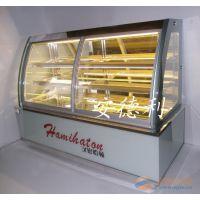 广州欧式前开门蛋糕冷藏柜批发