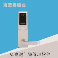 办公楼感应锁 IC卡防盗门锁 IC卡锁 智能锁生产厂家