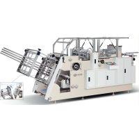 供应汉堡盒机中法机械专业制造商汉堡纸盒成型机国内领导者