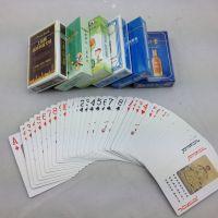 温州扑克生产厂家,苍南广告扑克印刷,龙港广告扑克牌价格