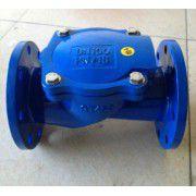HC44X-10/16/25C 铸钢 DN150 HC44X 铸钢橡胶瓣止回阀_泵阀仪表